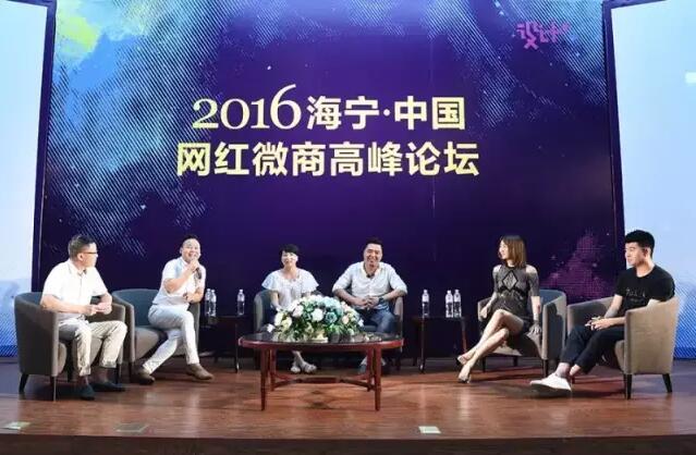 2016海宁·中国微商高峰论坛