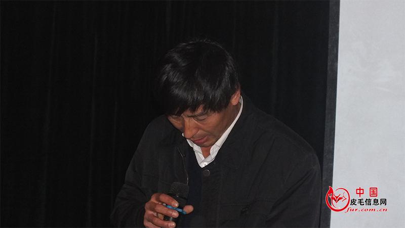 王何军--菏泽市毛皮动物养殖协会会长